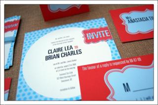 Jeanette Invitations