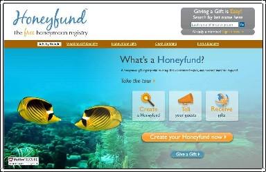 Honeyfund homepage (2)