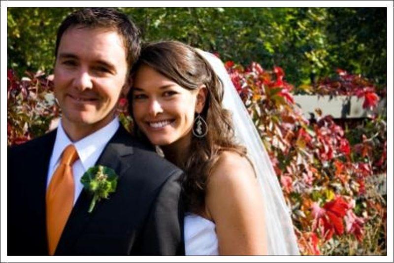 Heather and Brandon
