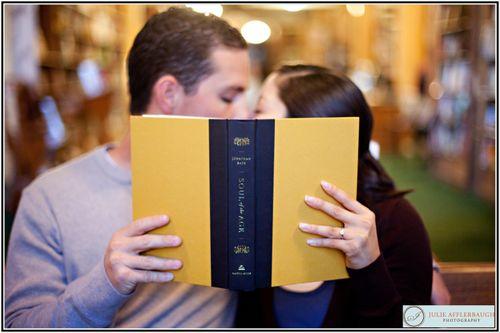 The Open Book by Julie Afflerbaugh