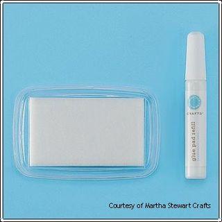 Martha Stewart Glue Pad