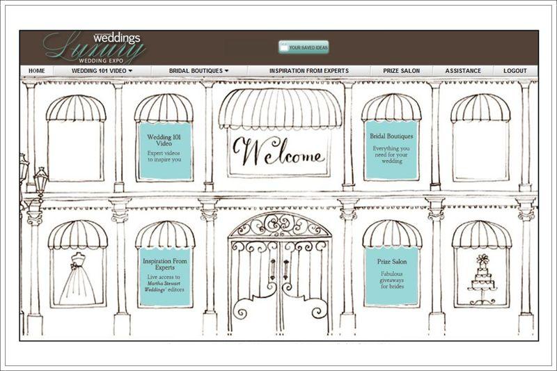 Martha Stewart Luxury Wedding Expo